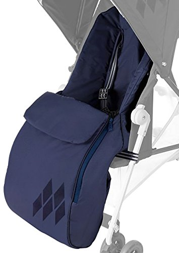 Maclaren Mark II Footmuff, Midnight Navy
