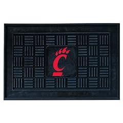 Buy FANMATS NCAA University of Cincinnati Bearcats Vinyl Door Mat by Fanmats