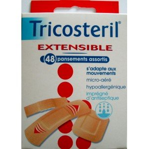 Tricosteril extensible x48