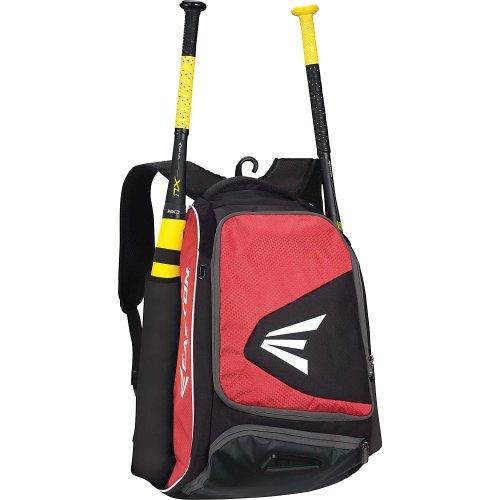 Easton E200p Bat Pack Bat/Equipment Bag , Scarlet,