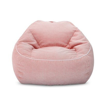 Xl Corduroy Bean Bag Chair Daydream Pink Pillowfort