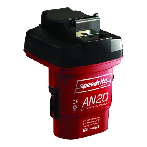 Speedrite An20 Battery Fence Energizer, 0.04 Joule