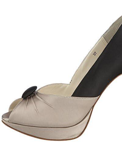 Siena Xzane Zapatos peep toe