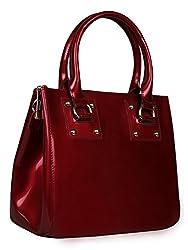 Ivy Women's Handbag (Cherry) (1023_07)