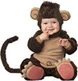 41hPG%2BGKSRL. SL160  Lil Monkey Elite Collection Infant/Toddler Infant Halloween Costume