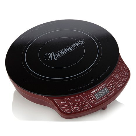 NuWaveTM Pro 1800-Watt Next-Generation Induction Cook Station and Case - DARK RED (Ming Tsai Cookware compare prices)