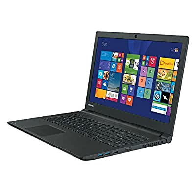 Toshiba Tecra C50-C Y2101 15.6-inch Laptop (Core i7-5500U/8GB/1TB/Windows 10 Home/2GB Graphics), Carbon Black