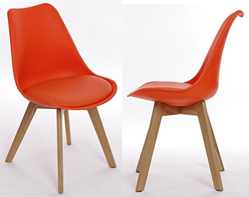 charles-jacobs-dining-office-chair-x2-pair-with-beech-wood-effect-legs-new-cushioned-contemporary-de