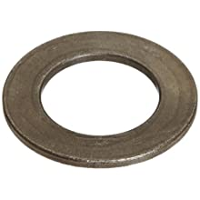 Bunting Bearings Thrust Washer, BB-16 Powdered Metal, Inch