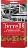 Tyrrells Thai Chilli Rice Crackers 50g