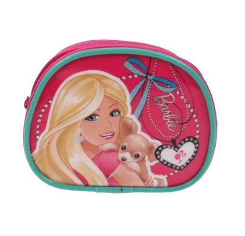 Barbie Character Purse Wallet