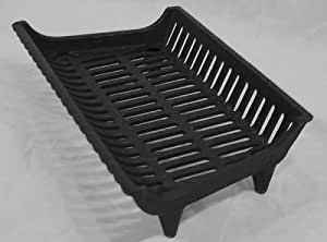 Fireplace Hearth Grate Grill 23 Cast Iron