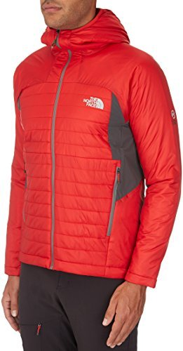 the-north-face-ropa-m-dnp-fleece-hoodie-red-grey-m