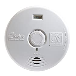 Kidde P3010 H Worry Free Hallway Photoelectric Smoke Alarm With Safety Light And 10 Year Sealed Battery Customer Package Type: Standard Packaging Style: Hallway Model: P3010 H