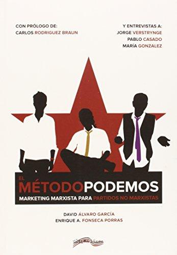El Método Podemos: Marketing marxista para partidos no marxistas (Última Línea de Ensayo)