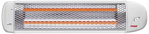 Reer 1911 - L�mpara estufa de infrarrojos para cambiador de pa�ales (300 W y 600 W)