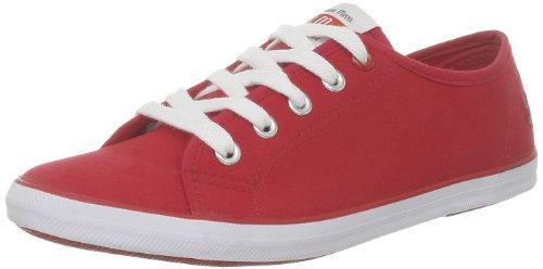 Banana Moon  Chelsey,  Sneaker donna, Rosso (Rouge (Hermes)), 37