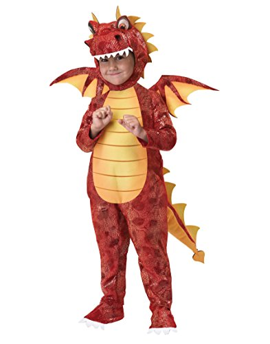 California Costumes Fire Breathing Dragon Toddler Costume To