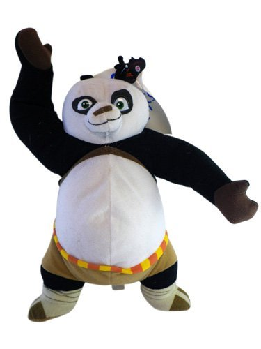 Kung Fu Panda Plush - Po Stuffed Animal - 8 Inch - 1