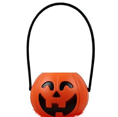 ハロウィン かぼちゃ バック あめ玉入れ おかし入れ パーティー用 バック
