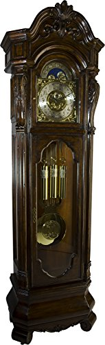 Hermle Shelborne 010997N91161 Floor Clock