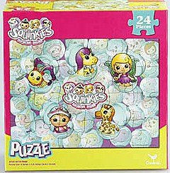 Squinkies 24pc. Puzzle