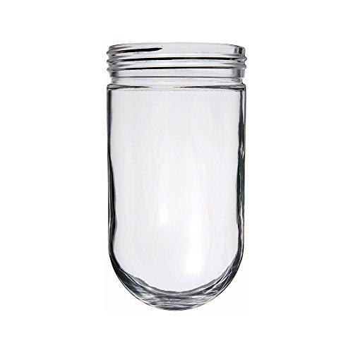 Rab Electric Mfg. Gl100 Glass Globe For Hood Lite Boxed