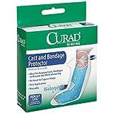 Medline Curad cast protector for adult leg - 1 Ea