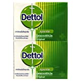 Dettol Soap, Original, 70 Gram Bars (Pack Of 4)