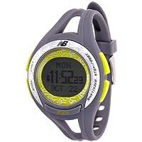 [ニューバランス]new balance 腕時計 EX2 903 ランニングウォッチ グレー×ライム EX2-903-003 【正規輸入品】