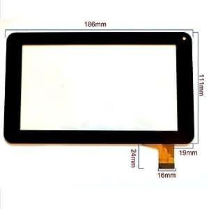 Ecran tactile de remplacement 7 pour logicom tab 750 - Tablette tactile 7 logicom ...