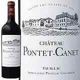 2001年 シャトー・ポンテ・カネ / フランス ボルドー ポイヤック /750ml / 赤
