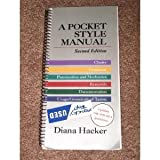 A Pocket Style Manual (0312115962) by Diana Hacker