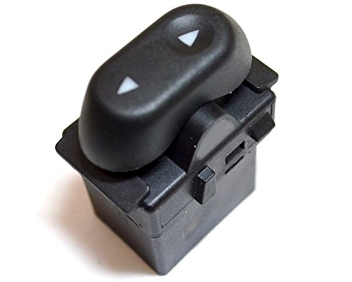 PT Auto Warehouse PWS-324 - Power Window Switch - 1-Button; Passenger Front or Rear or Driver Side Rear