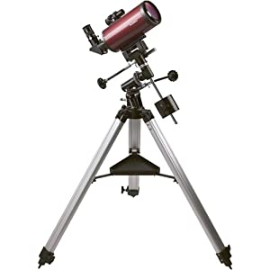 StarMax 90mm Telescope on EQ-1 Mount