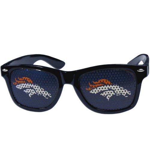 NFL Denver Broncos Game Day Shades Sunglasses (Nfl Sun Shade Denver compare prices)