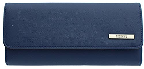 07. Kenneth Cole Reaction Womens Tri Me A River Wallet Clutch