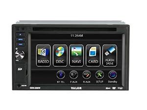 Valor Multimedia DDN-868W Navigation System