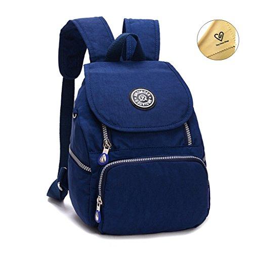 Tiny Chou(TM) Mini Waterproof Nylon Backpack Lightweight Strong Shoulder Bag