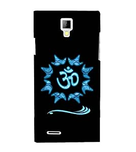 printtech Om Lord Shiva Back Case Cover for Micromax A99 Canvas Xpress