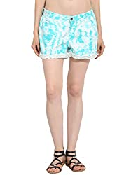 Ceylin Tie & Dye Shorts Medium