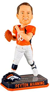 Peyton Manning 2014 Denver Broncos Springy Bobble Head by Forever Collectibles