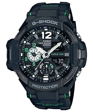 G-Shock Men's GA-1100 Gravitymaster Watch
