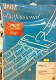 UNIFIT Professional PRO 5 Vacuum Bags. QTY 10 Bags To Suit Numatic NV450 / NV475 / NV500 / NVQ570 / NV572 / NVDQ572 / NV575 / NVD575