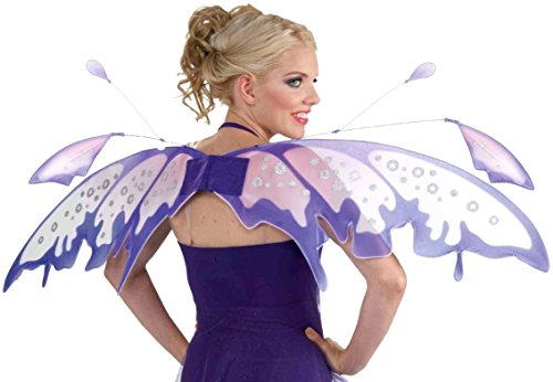 Forum Novelties Women's Fantasy Fairies Raindrop Fairy Wings