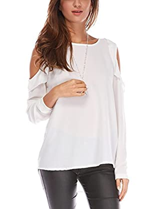 FRENCH CODE Blusa Derry (Blanco)