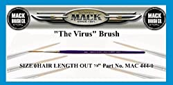 MACK The Virus PINSTRIPE/PINSTRIPING/LETTERING BRUSH #0