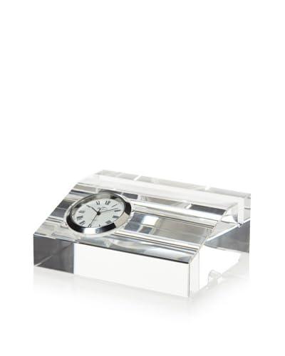Badash Crystal Crystal Clock Cardholder