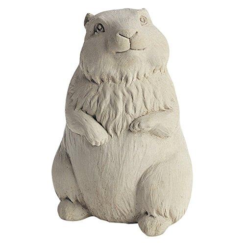 Gordy Groundhog Garden Statue
