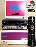 Humax HB-1000S Freesat+ with Freetime HD PVR Set Top Box